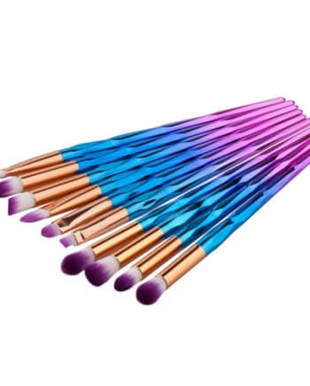 Iridescent Unicorn Brushes