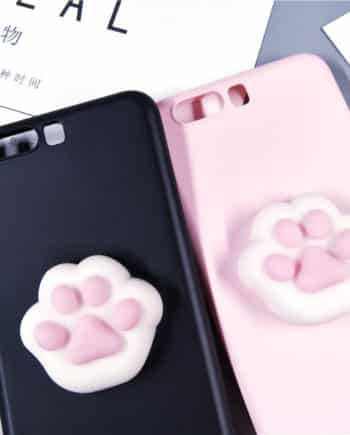 Squishy Paw Case