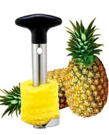 Easy Pineapple Peeler