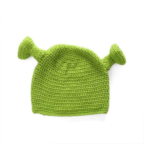 Green Ogre Hat