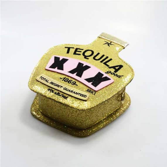 Tequila Purse Bottle