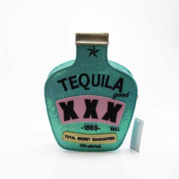 Tequila Purse Bottle