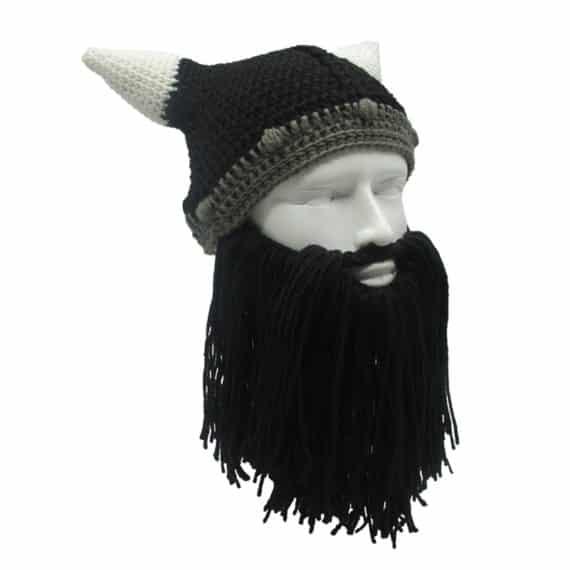 Barbarian Beard Beanie
