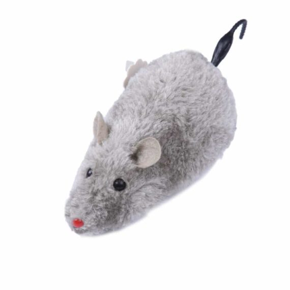 Interactive Toy Mice- Set of 2