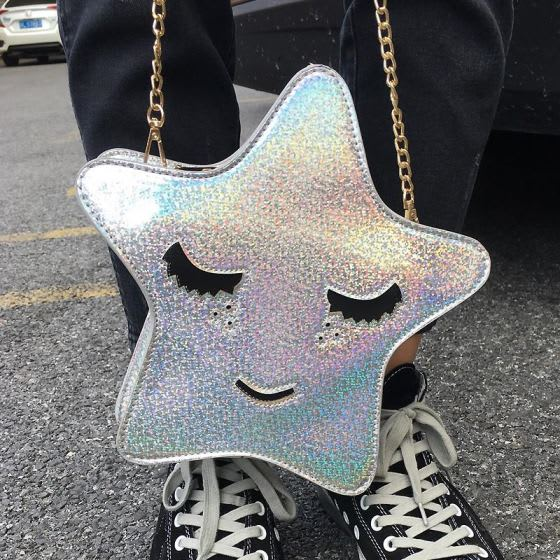 Cute Star Purse