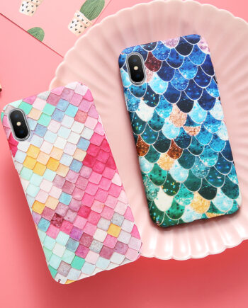 Mermaid Scales Case