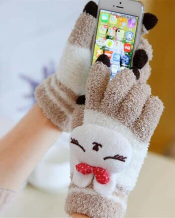 Cute Animals Gloves