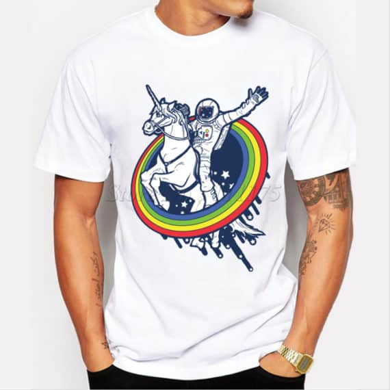 Galactic Unicorn T-Shirt