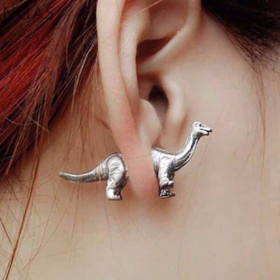 Cute Dino Earrings