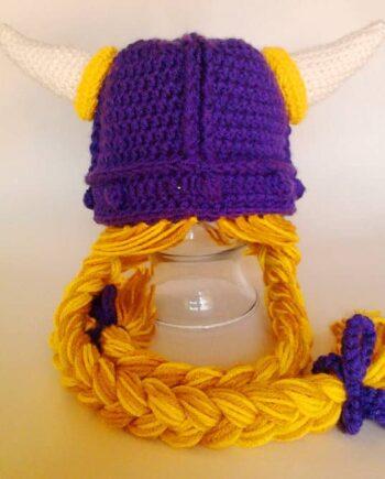 Female Viking Helmet