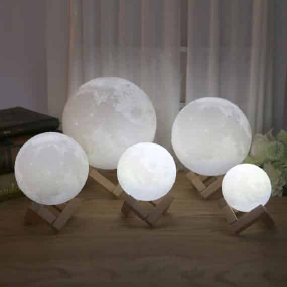 Enchanting Moon Lamp