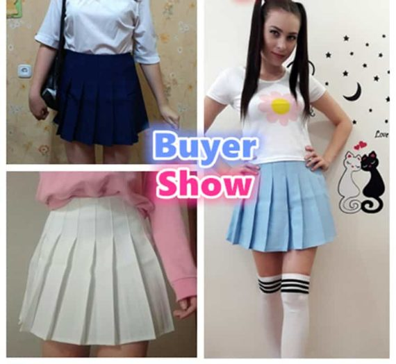 Sexy School Girl Skirt