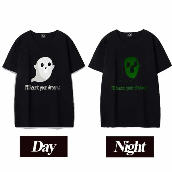 Ghost Fluorescent T-Shirt