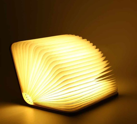 Book Night Light