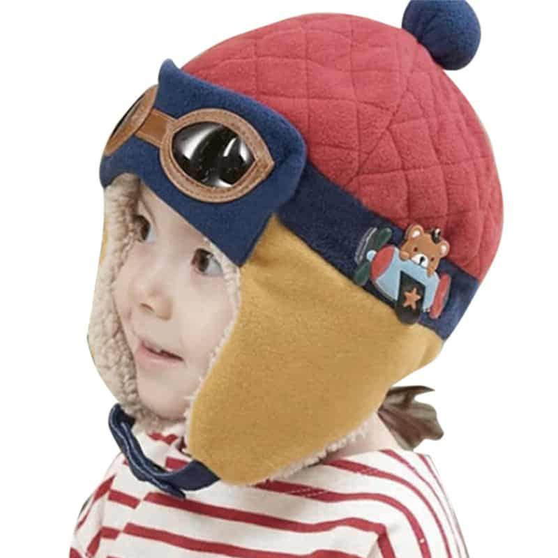 4b5a19f6cff Baby Aviator Hat - Catchy Store
