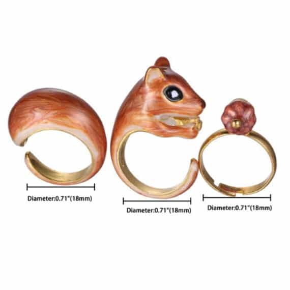 Squirrel Ring