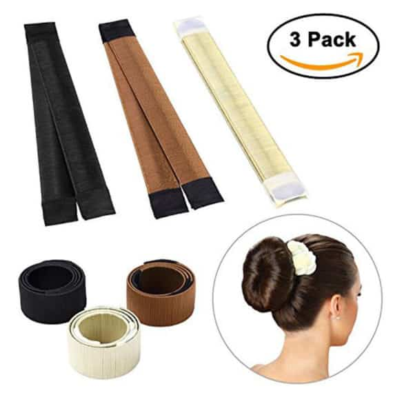 Hairagami Hair Bun - Set of 3