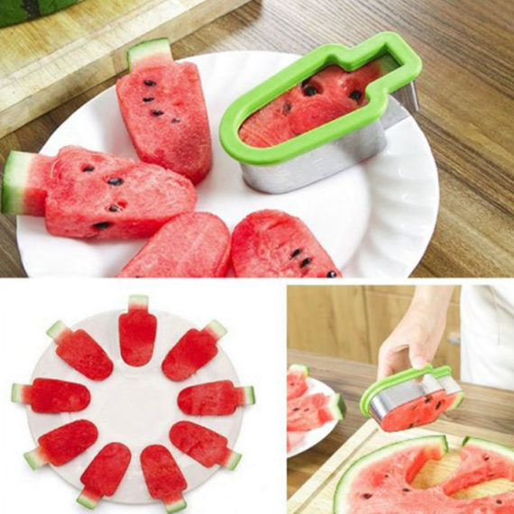 Watermelon Popsicles Slicer Set