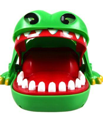 Large Crocodile Mouth Bite Finger Game