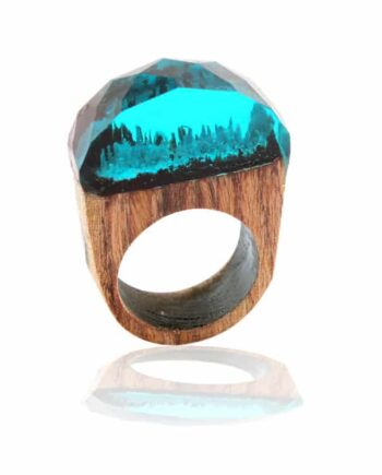 Women's Magic Forest Ring