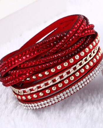 Women's Trendy Multilayered Bracelet