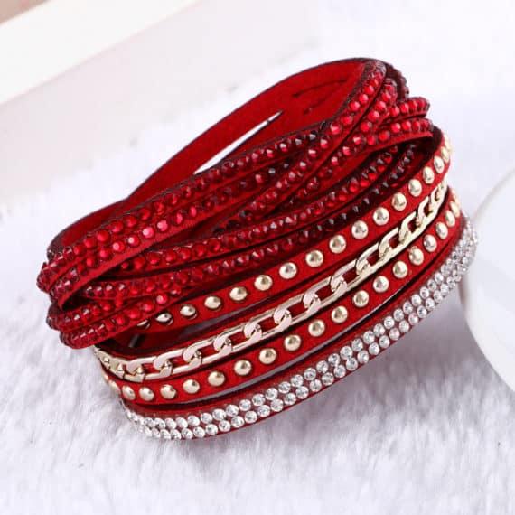 Women's Trendy Multilayered Bracelet
