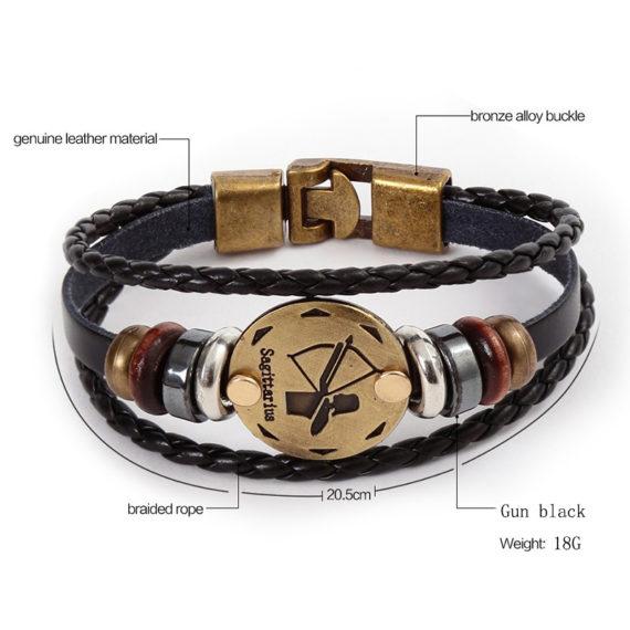 12 Constellations Bracelet