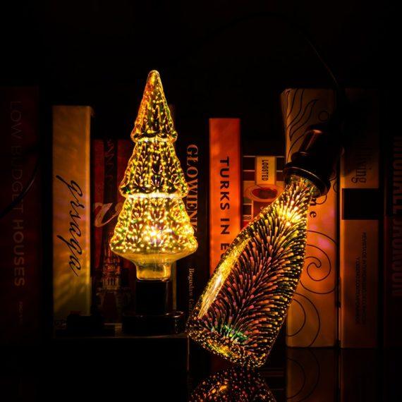 Led Light Bulb 3D Decoration Bulb
