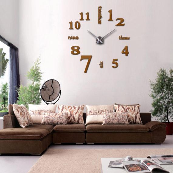 Quartz Clock 3D Wallpaper