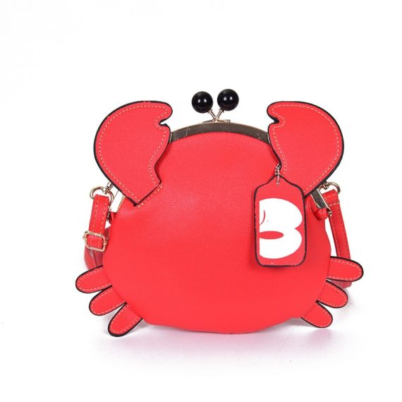Cute Gift Girls Crab Bag