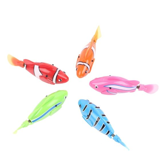Funny Cat Simulation Fish Toy