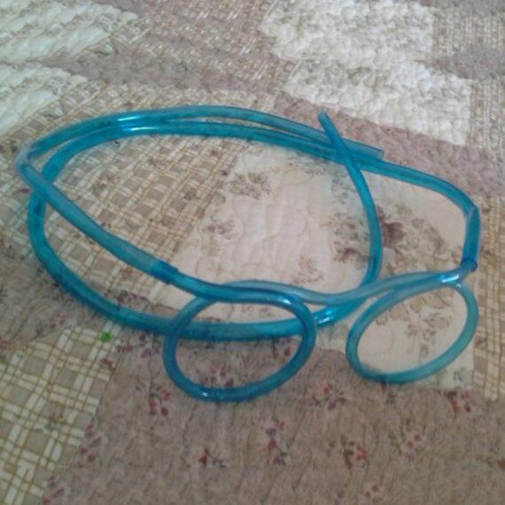 Funny Soft Plastic Straw Glasses
