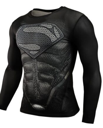 Hot Sale Fitness MMA Compression Shirt