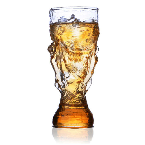 Glass Whiskey Mug