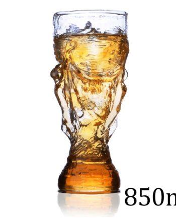 Glass Whiskey Mug