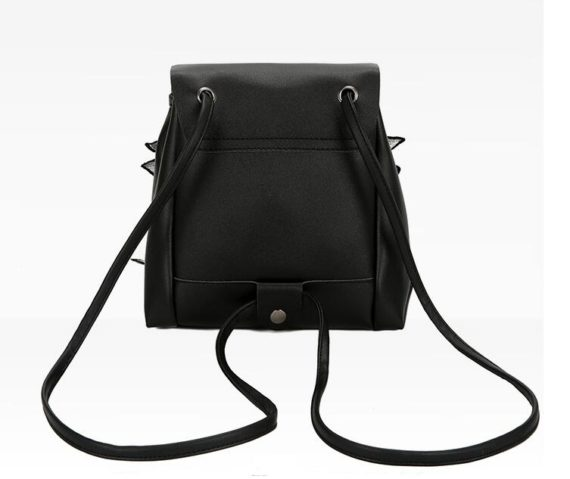 Fashionable Black Backpack