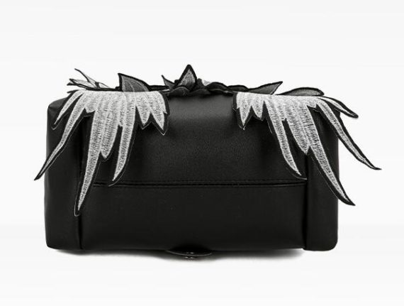 Fashionable Black Backpack