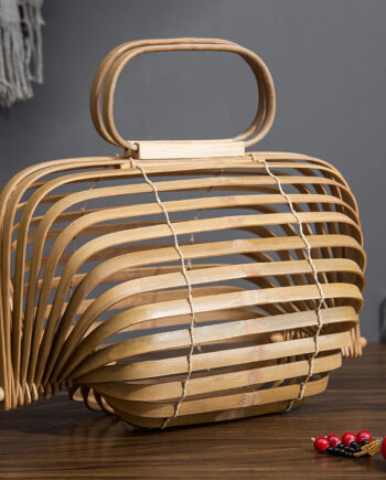 Bamboo Basket Bamboo Bag