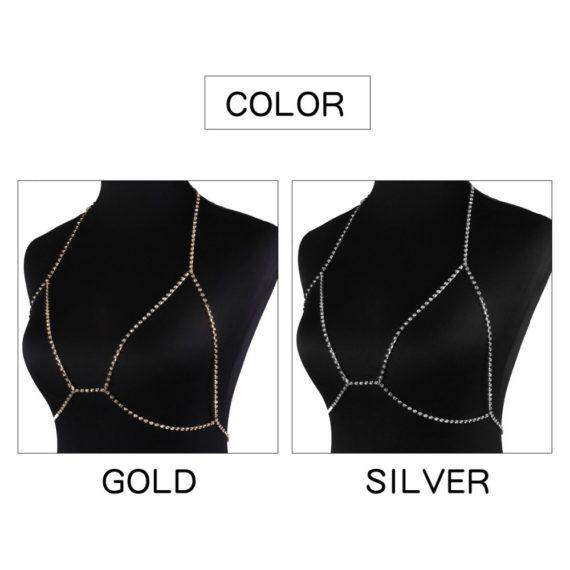 Full Rhinestone Body Jewelry