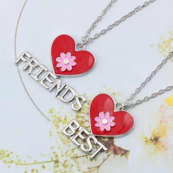 Charming Best Friends Necklaces